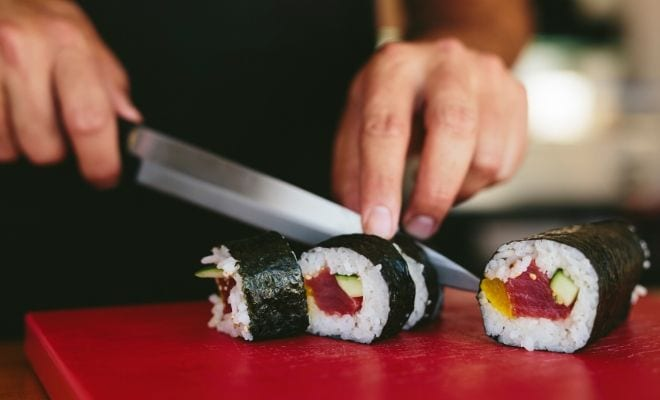 The Essential Tools for Making Sushi
