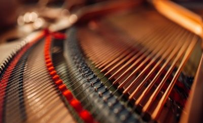 Strings and Hammers: How Pianos Work