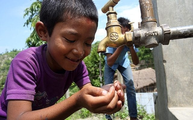 Sharing the World's Water Supply thumbnail