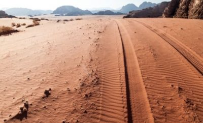 Tips for Off-Roading in Sand