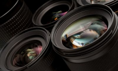 Different Types of Camera Lenses for Photography