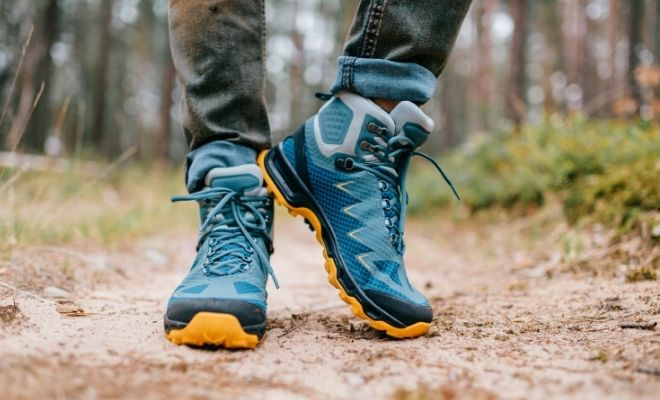 The Best Types of Footwear for Hiking