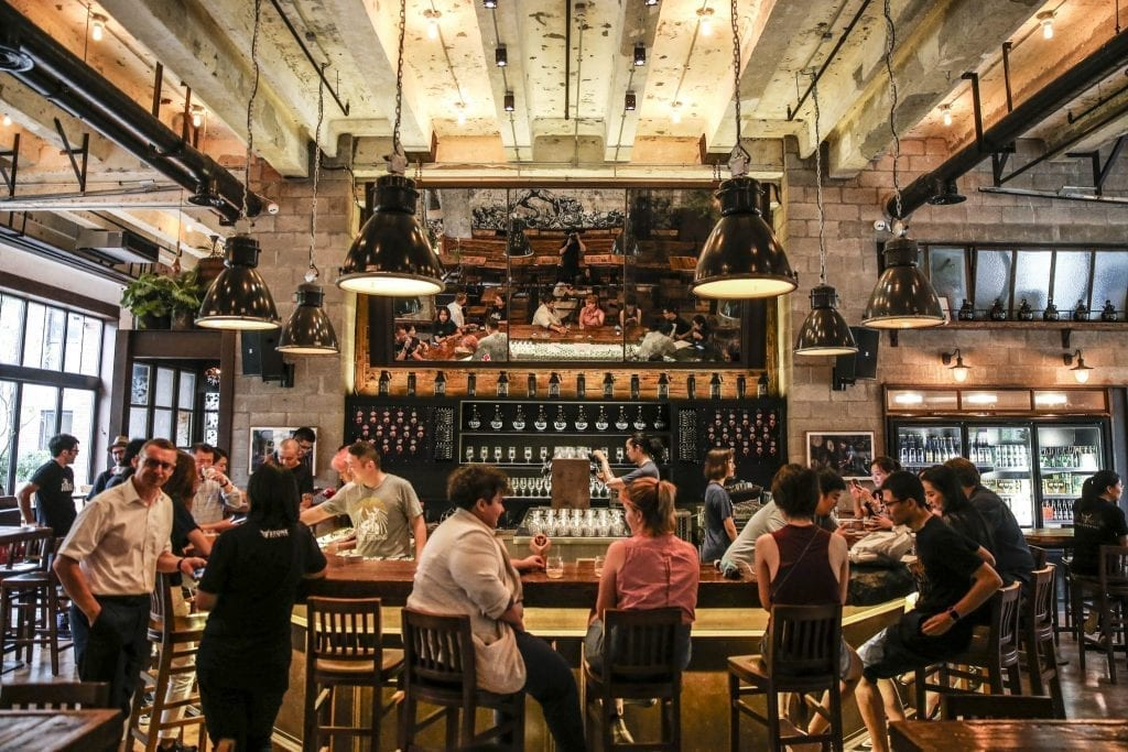 Stone Brewing Completes Famed Napa Berlin Amp Shanghai