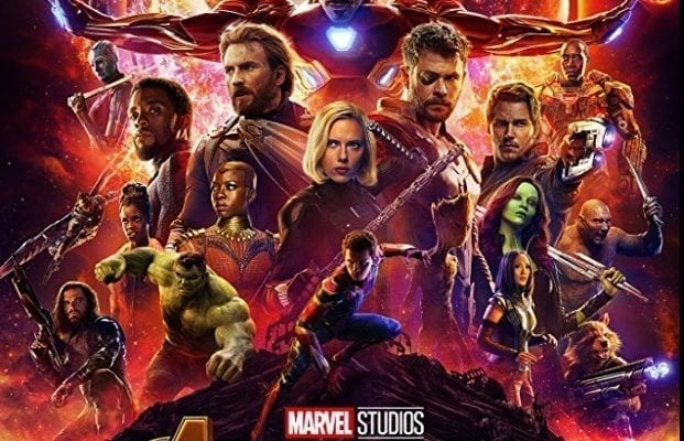 movie review - avengers: infinity war | sd entertainer magazine