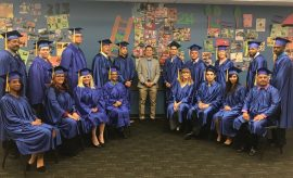 Second Chance Graduating Class 235