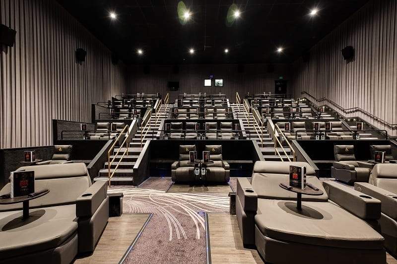 Cinema In Style Luxury Movie Theatres In San Diego Sd