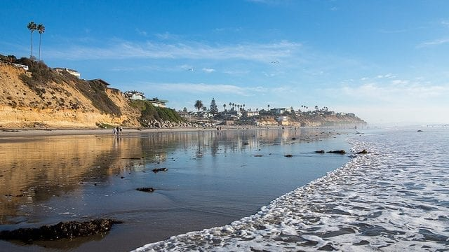 San Diego Beaches Ranked Among Top In California Sd Entertainer Magazine